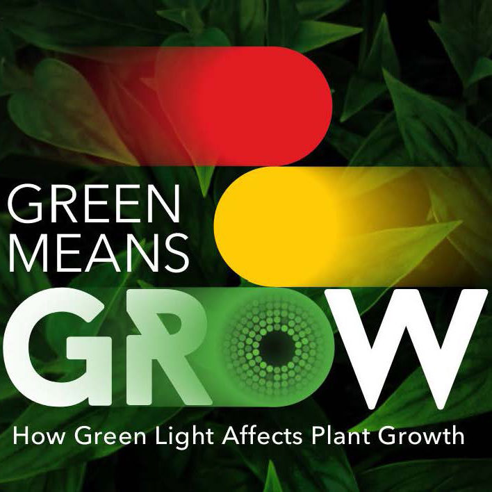 Green Means Grow | How Green Light Affects Plant Growth